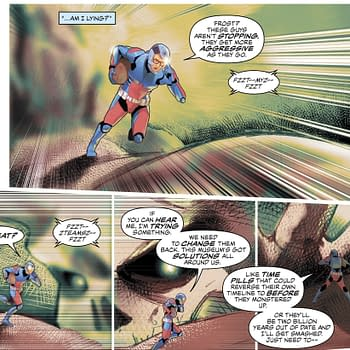 What DC Rebirth Secrets Are In Your Comics This Week Justice League Of America&#8230