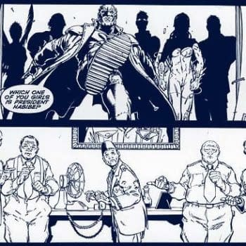DC Comics To Publish Original Uncensored Authority By Mark Millar And Frank Quitely
