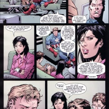 Captain America Has Come Along Way Since Not Knowing MySpace in Tony Stark: Iron Man #9