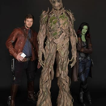 Move Over Donald Duck&#8230 Groot Starlord And Gamora To Meet and Greet With Disneyland Guests Starting May 27