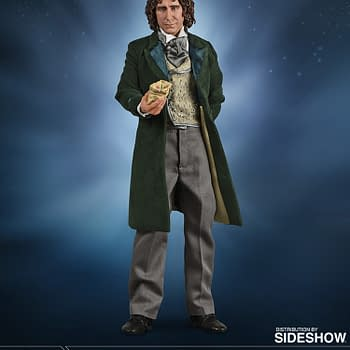 The 8th Doctor Gets A 1/6th Scale Figure