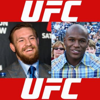 Conor McGregor Signs Bout Agreement to Fight Floyd Mayweather