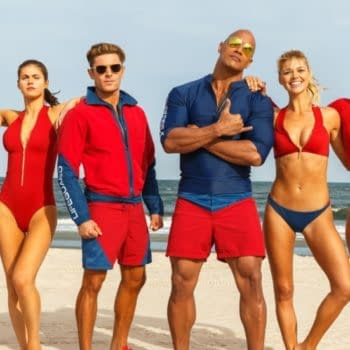 Bill Reviews Baywatch – A Rare Find In Cinema: A TV Series Adapted To Film That Isn't Completely Terrible