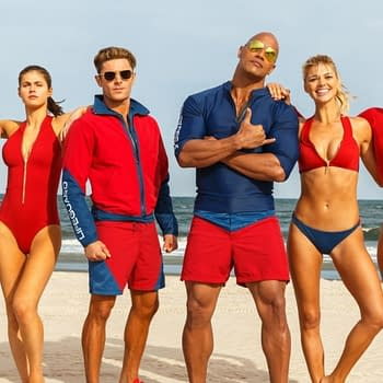 Bill Reviews Baywatch &#8211 A Rare Find In Cinema: A TV Series Adapted To Film That Isnt Completely Terrible