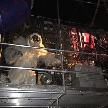 A Bunch Of Pictures Of The Guardians of the Galaxy – Mission: Breakout Ride