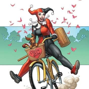 A Few DC Comics Covers For June, From Frank Cho, Mike Grell, Amanda Conner, Tim Sale And More