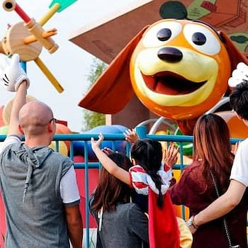 Slinky Dog Dash Roller Coaster Track Added For Toy Story Land Expansion At Disney's Hollywood Studios