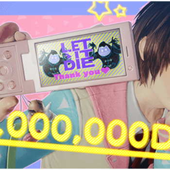 Let It Die Reaches 3 Million Downloads Because We're All Just Doing It For The Mushrooms