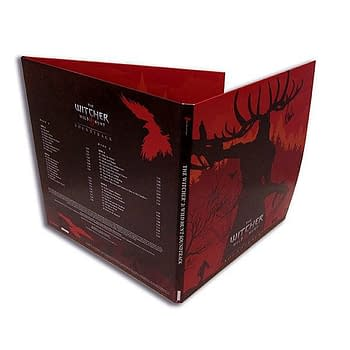The Witcher III: Wild Hunt's Vinyl Soundtrack Is Absolutely Stunning And Also Sold Out