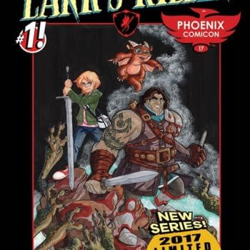 Bill Willingham's Lark's Killer, Previewed At Phoenix Comicon For $20