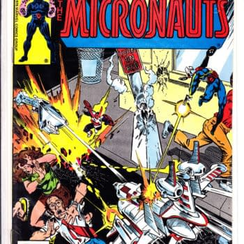 Marc Guggenheim On The Influence Of Bill Mantlo