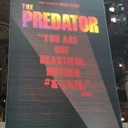 First Posters For Shane Black's Predator And Robert Rodriquez's Alita Battle Angel