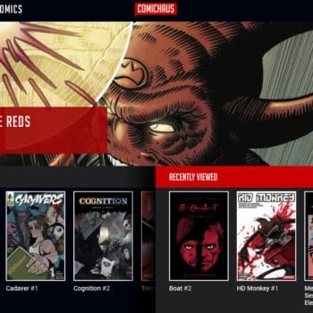 Comichaus – The Streaming App For Discovering Indie Comics