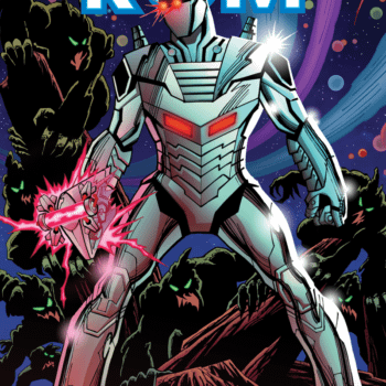 Rom, Spaceknight Co-Writer Chris Ryall On The Influence Of Bill Mantlo