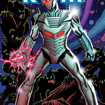 Rom Spaceknight Co-Writer Chris Ryall On The Influence Of Bill Mantlo