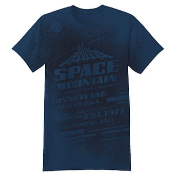 Show Off Your Love Of Space Mountain And Mission: Breakout With New Merchandise!