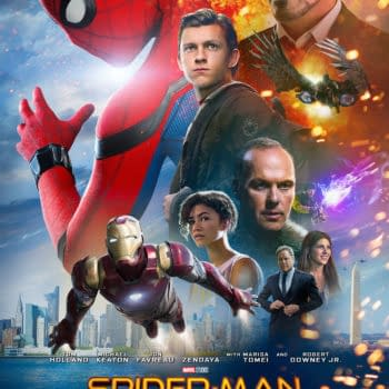 Time To Party In The Final NBA Spot For 'Spider-Man: Homecoming'