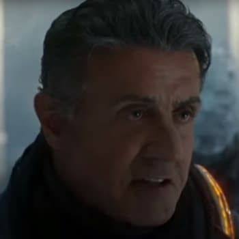 Sylvester Stallone Is In Full On Stallone Mode In This Guardians Of The Galaxy Volume 2 Clip