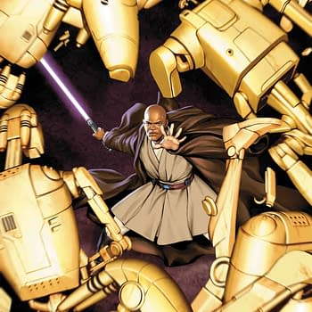 Mace Windu #1 Review: A Solid Start Lets See Where It Goes From Here