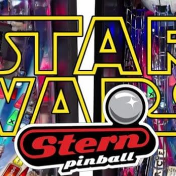 Stern Announces Star Wars Pinball Machine–Siths Protest In Anger