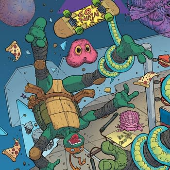Frankensteining The Solicits For IDWs Teenage Mutant Ninja Turtles: Dimension X Event