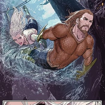 Watch Stjepan Sejic Move The Needle Underwater On Aquaman #25