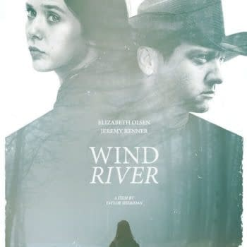 A New Clip And Poster For 'Wind River' Starring Jeremy Renner And Elizabeth Olsen