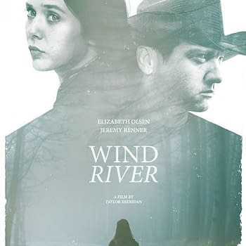 A New Clip And Poster For Wind River Starring Jeremy Renner And Elizabeth Olsen