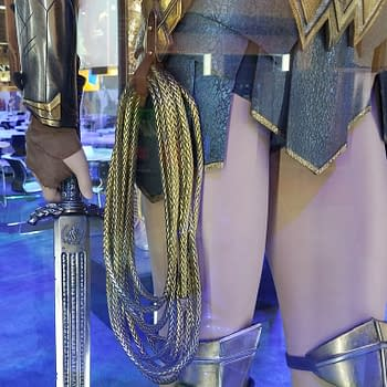 New Images Of The Costumes For Cyborg, The Flash, Aquaman, And Wonder Woman