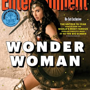 7 New Images From Wonder Woman From Her EW Article