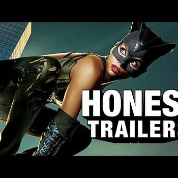 Halle Berry Catwoman Gets An Honest Trailer