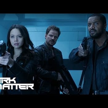 Dark Matter Returns And Its Time For War