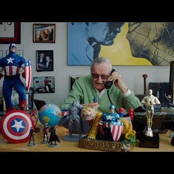 Stan Lee Assembles The Avengers And More Marvel Heroes For The Disney Cruise Line