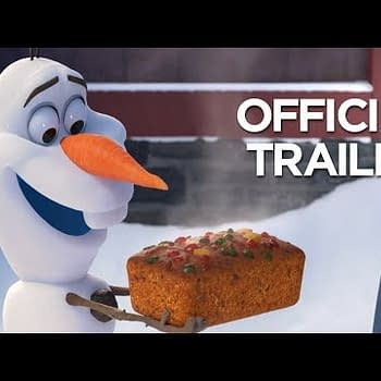 Olafs Frozen Adventure Trailer For The 21-Minute Featurette In Front Of Coco