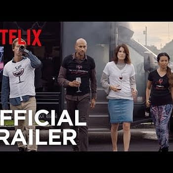 Keegan-Michael Key And Cobie Smulders Pair For Friends In College