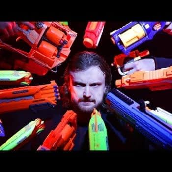 Nerf John Wick – A Revenge Story With Soft-Tipped Projectiles