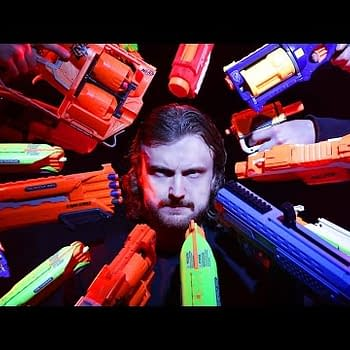 Nerf John Wick &#8211 A Revenge Story With Soft-Tipped Projectiles