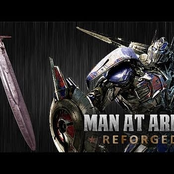 Man At Arms Makes Optimus Primes Sword
