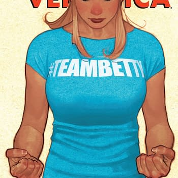 Adam Hughes Reaches The Limits Of His Ability With Betty &#038 Veronica #3