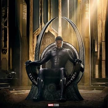 Lets Go To Wakanda: First Trailer For Black Panther