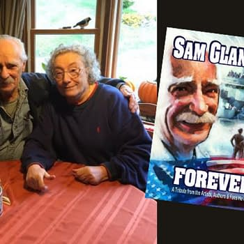 Putting Together A Tribute Book To Sam Glanzman &#8211 Your Help Needed