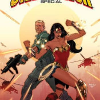 Wonder Woman: Steve Trevor #1 Review: Steve Is More Than Just A Pretty Face
