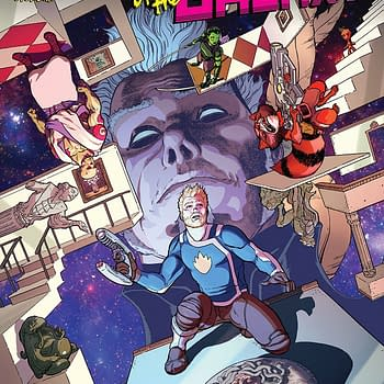All-New Guardians Of The Galaxy #2 Review: Stealing Stuff In True GOTG Fashion