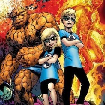 Rumours Of A New Fantastic Four Movie From Fox. You Know, For Kids.
