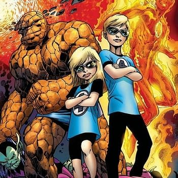 Rumours Of A New Fantastic Four Movie From Fox. You Know For Kids.