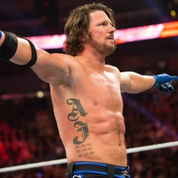 AJ Styles Captures US Title At Madison Square Garden House Show