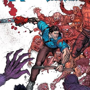 Read Ash vs the Army of Darkness #1 by Bowers Sims and Vargas