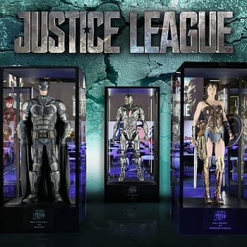 Get A New Look At Old Justice League Costumes