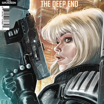 Anderson: The Deep End Review &#8211 The Comic Book Sequel To The Dredd Film