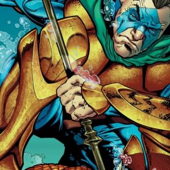 Aquaman #24 Review- But Why Is Atlantis Making Biblical References? Oh, It's Good By The Way